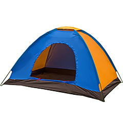 丰途 2 persons Tent Tent Accessories Double One Room Camping Tent Polyester TaffetaMoistureproof/Moisture Permeability Waterproof