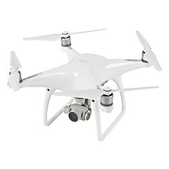 DJI Phantom 4 4K Camera Drone Double Batteries Package (5 km Control Distance and 28 Minutes Continuous Flight)