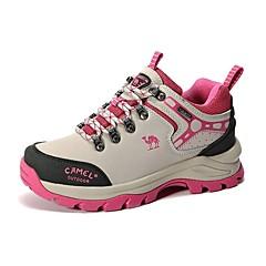 גמל נעלי ההליכה העליונה הנמוכות החיצוניות המקצועיות של נשים