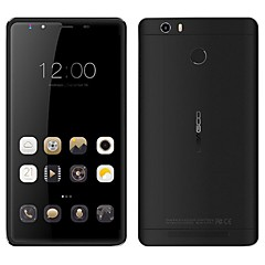 "Leagoo Leagoo Shark 1 6.0 "" Android 6.0 4G smartphone (Dobbelt SIM Octa Core 1.3 MP 3GB + 32 GB Sort / Hvid / Gyldent)"