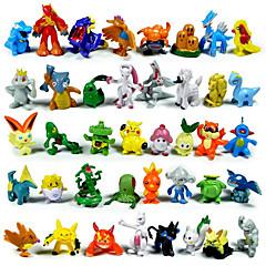 Tasche kleine Monster-Action-Figuren 144pcs nette Monster Mini-Figuren Spielzeug beste Weihnachten&Geburtstagsgeschenke 3cm
