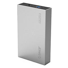 3,5-tommers harddisk boksen sata3.0 desktop harddisk boksen Orico 3518 s3 se mobil harddisk boksen tilfeldig farge