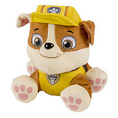 Мягкие игрушки Собаки Мультяшная тематика Необычные игрушки Мальчики / Девочки Плюш