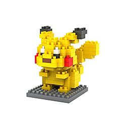Für Geschenk Bausteine Plastik Gelb / Schwarz Spielzeuge