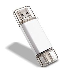 neutrální zboží UV-T02 16 GB / 32 GB / 64 GB USB 2,0 OTG Suppert (Micro USB)