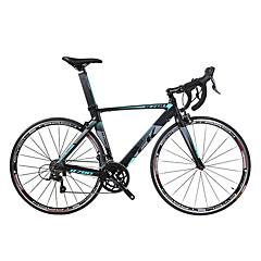 Comfort Bikes Pyöräily 18 Nopeus 27 Inch Shimono V-jarru Ei vaimennusta Alumiiniseosrunko Tavallinen