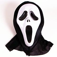Halloweenské masky Scream Potřeby na svátky Halloween Plesová maškaráda 1
