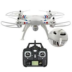 רחפן KaiDeng 321 4CH 6 ציר 2.4G עם מצלמה RC Quadcopterתאורת לד / חזרה על ידי כפתור אחד / אַל כֶּשֶׁל / מצב ללא ראש / טיסת פליפ (התהפכות)