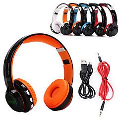 JKR 208B Sluchátka (na hlavu)ForPřehrávač / tablet / Mobilní telefon / PočítačWiths mikrofonem / ovládání hlasitosti / FM rádio / Hraní