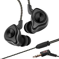 neutro Produto TFZ SERIES5 Fones de Ouvido Intra-AuricularesForLeitor de Média/Tablet / Celular / ComputadorWithDJ / Radio FM / Games /