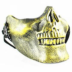 Masques d'Halloween Masque de Tête de Mort Crâne Squelette Déco de Célébrations Halloween Mascarade 1