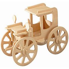 직소 퍼즐 나무 퍼즐 빌딩 블록 DIY 장난감 자전거 1 나무 크리스탈 모델 & 조립 장난감