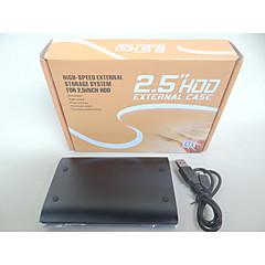 usb 3.0 2.5 harddisk boks av metall seriell port mobile harddisk boksen ssd harddisk boksen solid-state vanskelig tilfeldig farge