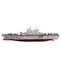 Sotalaiva HT HengTai® HT-3833 1:350 RC Boat Harjaton sähköinen 2ch 2,4G