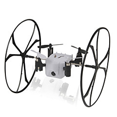 Drone Helic Max 1341C 4CH 6 Axis 2.4G With Camera RC QuadcopterLED Lighting / One Key To Auto-Return / Headless Mode / 360°Rolling / With