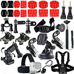 Accessories For GoPro,Anti-Fog Insert Monopod Tripod Buoy Suction Cup Straps Clip Flex Clamp BalaclavasWaterproof All in One Convenient