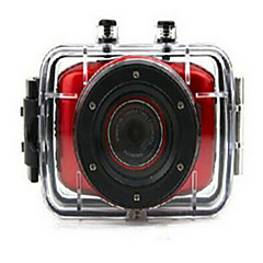 Waterproof DV Sports Action Camera 20MP 4608 x 3456 WiFi / Waterproof / Adjustable / wireless / Wide Angle 30fps No ±2EV No CMOS 32 GB