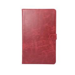 modèle en cuir véritable de haute qualité étui portefeuille avec le sommeil 10,1 pouces huawei MediaPad t2 pro 10.0