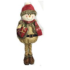 Spielzeuge Weihnachtsdeko Santa Anzüge Elk Schneemann Urlaubszubehör Gewebe