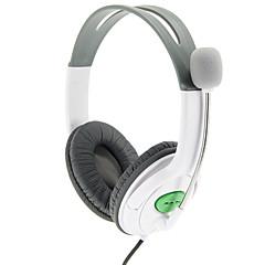 Univerzální USB mikrofon sluchátka sluchátka pro PS3 a PC