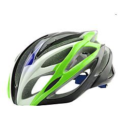 Dame / Herre / Unisex Cykel Hjelm 20 Ventiler Cykling Cykling / Bjerg Cykling / Vej Cykling / Rekreativ Cykling En størrelse PC / EPSGul