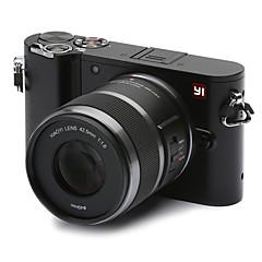 Xiaomi yi m1 tükör nélküli digitális kamera 42.5mm f1.8 lencse / 20mp / 4k / 30fps (kínai változat)