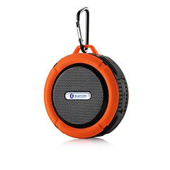ワイヤレスBluetoothスピーカー 2.1 CH 携帯式 屋外 防水 ミニ Bultの-マイク