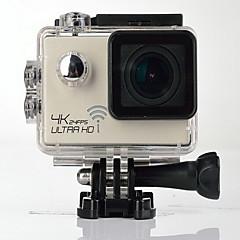 מצלמה בסגנון / מצלמת פעולה 12MP / 8MP / 5MP 640 x 480 / 1024 x 768 WIFI / Wireless / Multi-function 1.5 / 2מצב צילום רב(Burst Mode) /