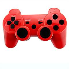 6 osi bluetooth kabel bezprzewodowy kontroler i ładowarka dla Sony konsoli PS3 (różne kolory)