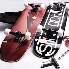 Standardi Skateboards Puu Musta