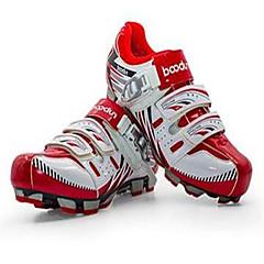 BOODUN/SIDEBIKE® נעלים לרכיבת אופניים נעליים לאופני הרים לגברים נגד החלקה Anti-Shake ריפוד חסין בפני שחיקה מחזירי אור נושםטבע הצגה אופני