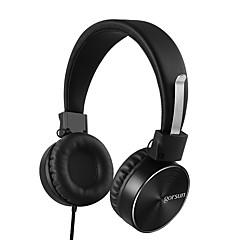 中性生成物 GS-782 ヘッドホン(ヘッドバンド型)Forメディアプレーヤー/タブレット / 携帯電話 / コンピュータWithマイク付き / DJ / ボリュームコントロール / ゲーム / スポーツ / ノイズキャンセ / Hi-Fi / 監視