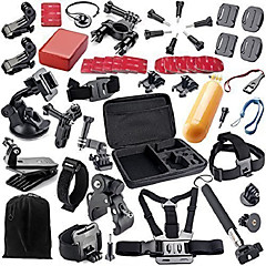 Accessories For GoPro Alles in één, Voor-Actiecamera,Gopro Hero 4 Session Universeel