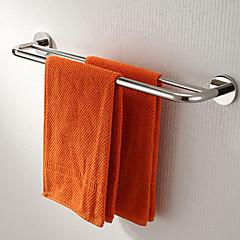 """Håndklædestang Rustfrit stål Vægmonteret 600x120x60mm (23.6x4.72x2.36"""") Rustfrit stål Moderne"""