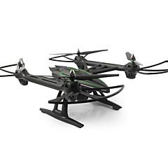 Drone JXD 506W 4 Kanaler 6 Akse 2.4G Med 2.0 MP HD-kamera Fjernstyret quadcopterFPV / LED-belysning / En Knap Til Returflyvning /