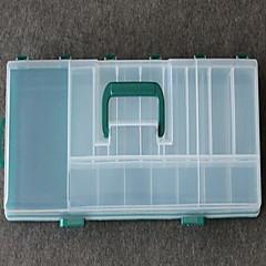 קופסת תפירה קופסת כלים עמיד למים מגש18 PE