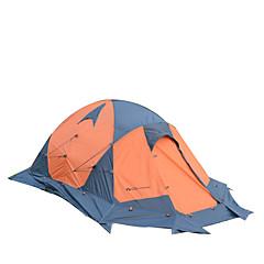 MOBI GARDEN® 2 Pessoas Tenda Duplo Tenda Automática Um Quarto Barraca de acampamento OxfordProva de Água Respirabilidade Resistente Raios