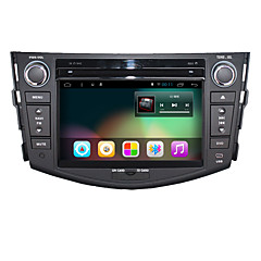 bonroad android 6,0 ​​ram1g rom16g 4 nukleare 1024 * 600 wifi 4g hd kapacitiv touchscreen support internet kørsel rekord toyota rav4