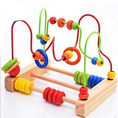 Minsker stress / Pædagogisk legetøj Hobbylegetøj Legetøj Originale Cirkelformet / Firkantet / Kugle Træ Regnbue Til drenge / Til piger