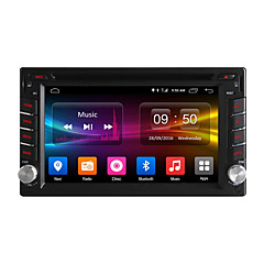 Ownice C500 Android 6.0 4Core 2Din Universal Car Navigation Radio Support 4G LTE with 16G ROM