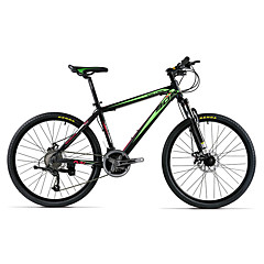 Mountain Bikes Cykling 30 Speed 26 tommer (ca. 66cm)/700CC SHIMANO EF-51 Olieskivebremse Affjedringsgaffel Aluminiumslegeret ramme