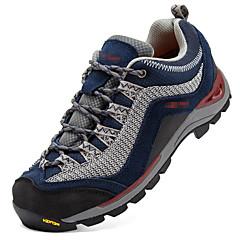 נעלי ספורט נעלי טיולי הרים נעלי הרים בגדי ריקוד גברים נגד החלקה Anti-Shake ריפוד אוורור פגיעה ייבוש מהיר לביש נושם עמיד בפני שחיקה צבע
