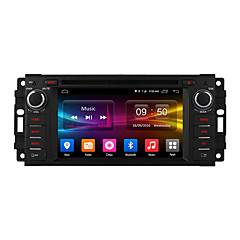Ownice Quad Core Android 6.0 Car DVD Player GPS For Jeep Chrysler Dodge Support 4G Lte with 2GB RAM and 16GB ROM