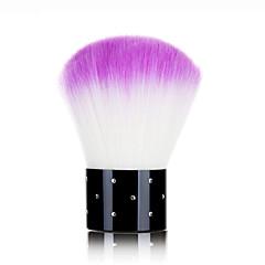1pcs Soft Nail Powder Dust Remover Brush Cleaner Manicure Tools (Send random color)