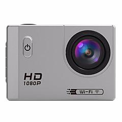 Akční kamera / Sportovní kamera 12MP 1920 x 1080 WIFI Voděodolné All in One Bezdrátový Širokoúhlý Multifunkční 60fps 120fps 30fps 240fps 2