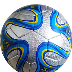 Football(Blanc Rouge Bleu,Polyuréthane)Haute élasticité Durable