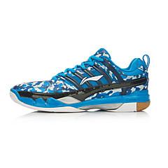 LiNing® Sneakers Unisex Anti-glide Anti-Rystelse Dæmpning Åndbar Påførelig Ydeevne Øvelse Lav ankel Stof EVA Gummi Badminton