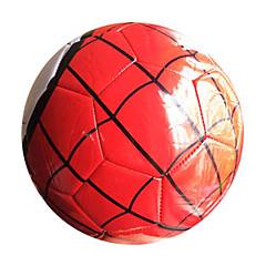 Football(Vert Rouge,PVC)Haute élasticité Durable