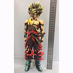 Anime Action Figurer Inspirert av Dragon Ball Goku PVC 32 CM Modell Leker Dukke