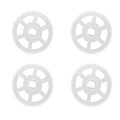 WLToys V686 WLToys V686-08 peças Acessórios RC Quadrotor ABS 4PCS